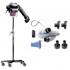 DOUBLE K ChallengAir 9000II Stand Dryer with Accessories Kit