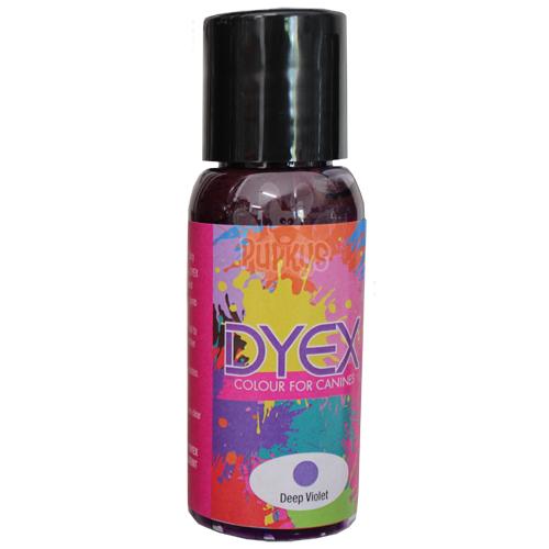 Deep Violet  Dog Pet Grooming DYEX Dog Hair Dye 50g