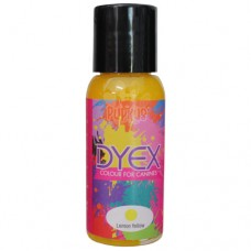 DYEX Colour Dye Lemon Yellow 50g