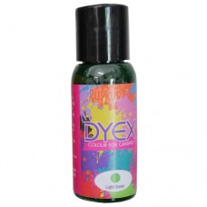 DYEX Colour Dye Light Green 50g