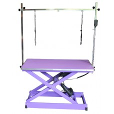 Pupkus Ultra Electric Grooming Table Purple