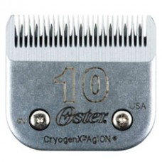 Oster CryoGen-X AgION Blade Set Size 10