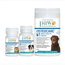 PAW Osteosupport® Joint Care Powder For Dogs 80 Caps