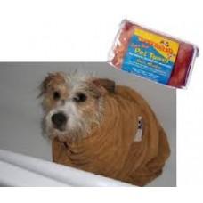 Snuggle Safe Pet Towel