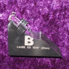 Laube Big K Comb Size B Black