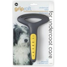 Gripsoft Undercoat Rake Regular Teeth