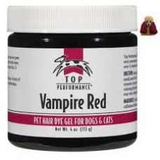 Top Performance Pet Hair Dye Vampire Red 113g