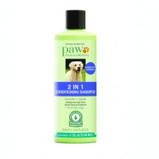 PAW 2 IN 1 CONDITIONING SHAMPOO 500ml Bottle
