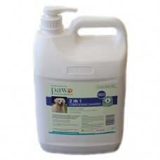 PAW 2 IN 1 CONDITIONING SHAMPOO 5Lt Bottle
