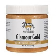 Top Performance Pet Hair Dye Glamour Gold 113g
