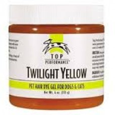 Top Performance Pet Hair Dye Twilight Yellow